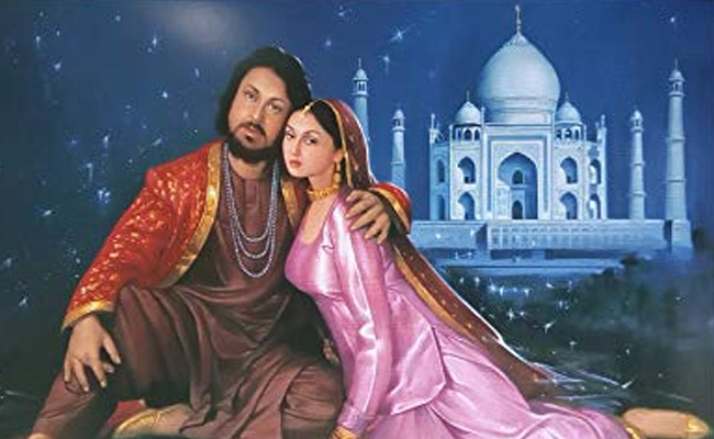 Shah Jahan Mumtaz Mahal