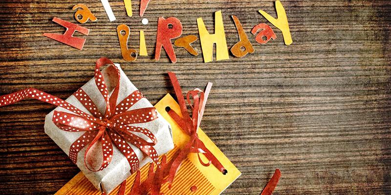 Inspiring birthday gift ideas