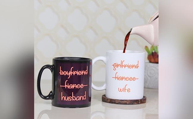 Husband Wife Mug Combo