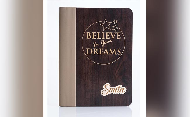 Personalised Notebook or Diary For Colleague