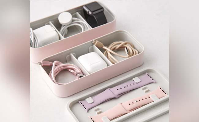 Tech Organizer Box for girl