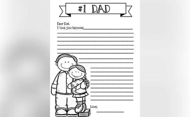 Write a heartfelt card or letter