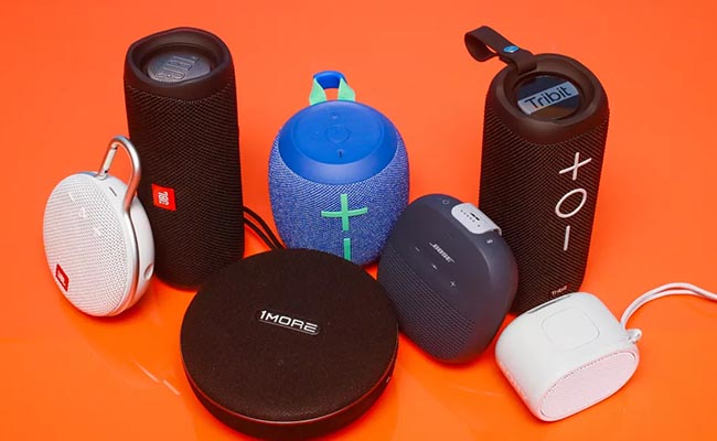 Bluetooth Speakers for Him