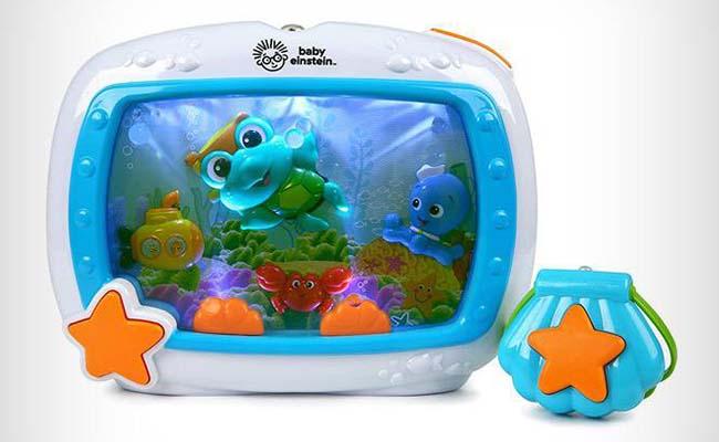 Sea Dream Musical Crib Toy