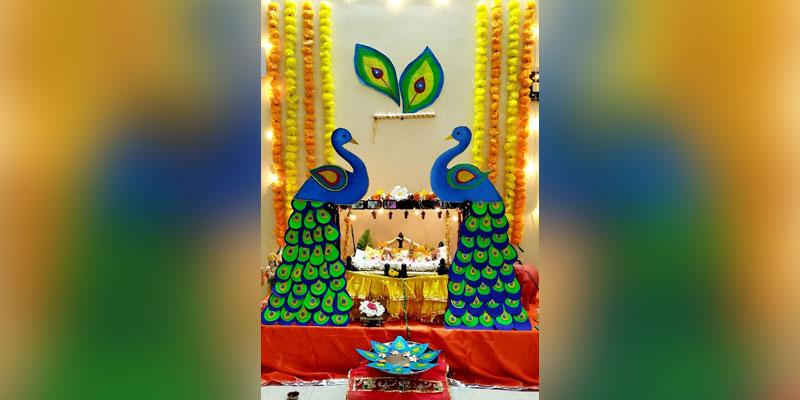 Lord Krishna birth date