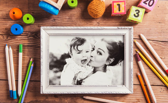 Mothers Day Personalised Photo Frame
