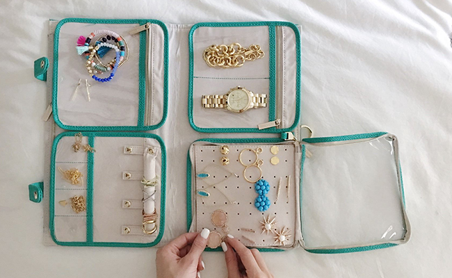 Jewellery Travel Case for Mother