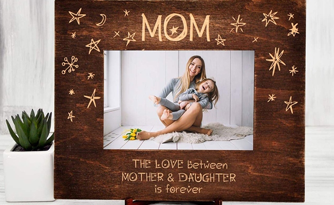 Photo Frame on Mothers Day