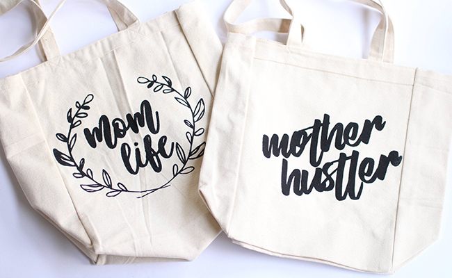 ToteBags as a Mothers Day Gift