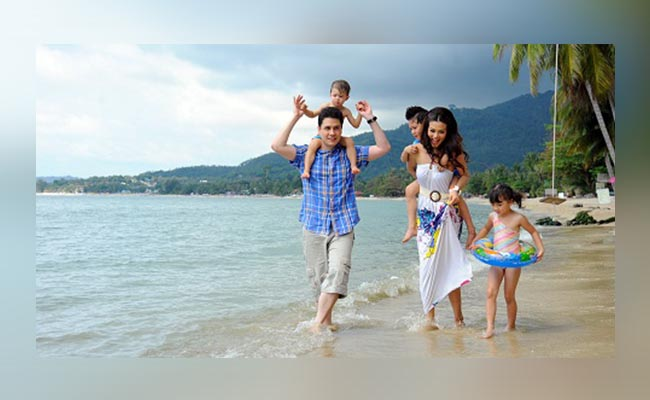 Paid family trips for employees