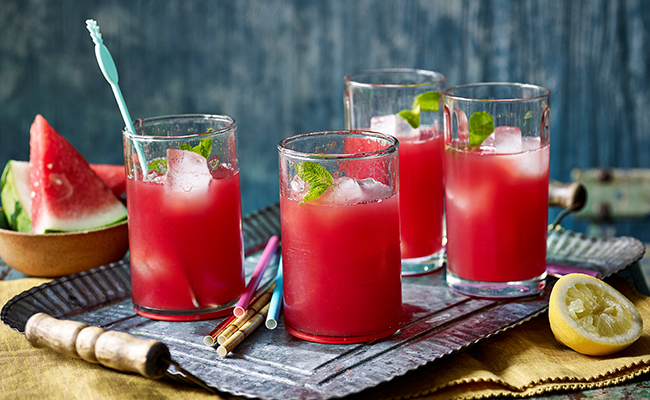 Watermelon Mocktail