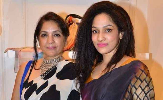 Neena Gupta and Masaba Gupta