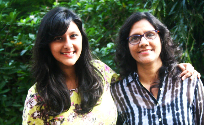 Shweta and Jaya Shivakumar
