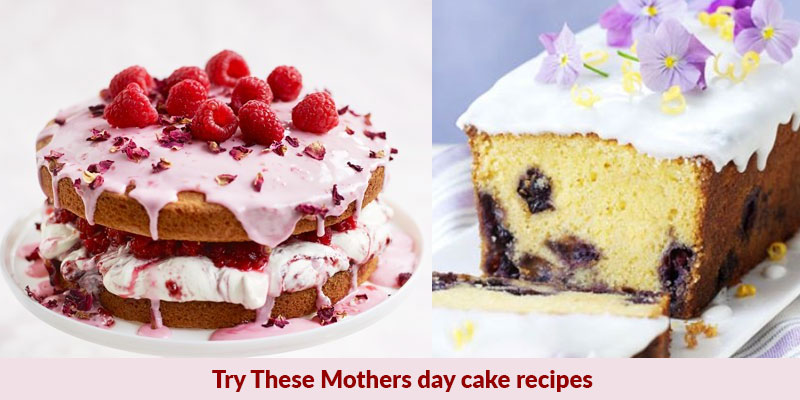 Mothers Day Cake Recipes