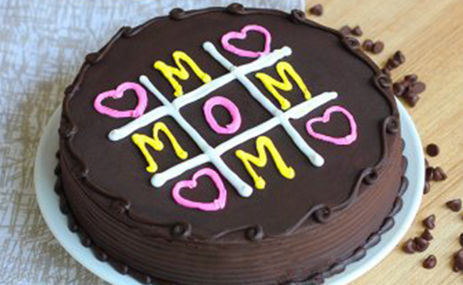 Cake for your mom