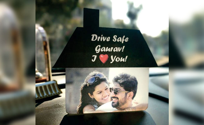 Personalised Car Accessory