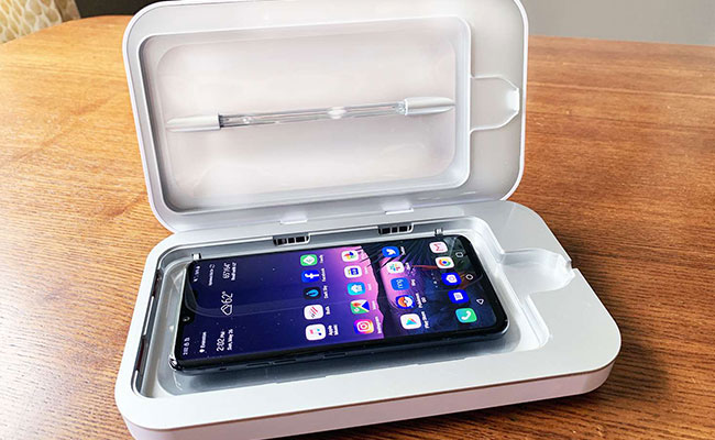 UV Phone Sanitizer