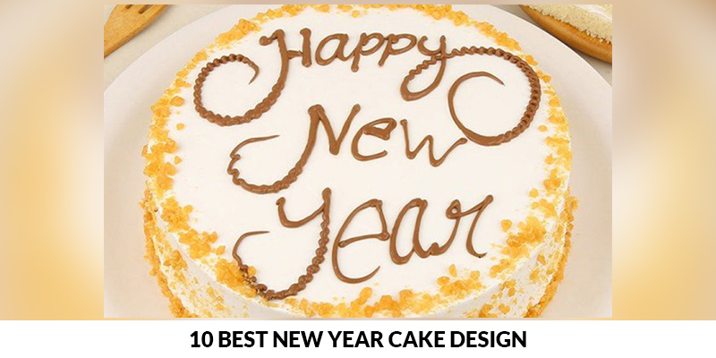 Best New Year Cake Design