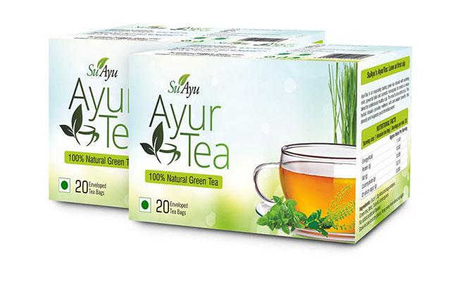 Herbal Green Tea Combo