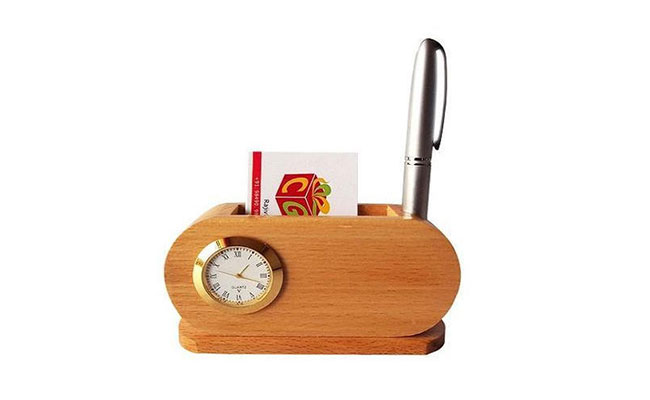 Clock and PenStand