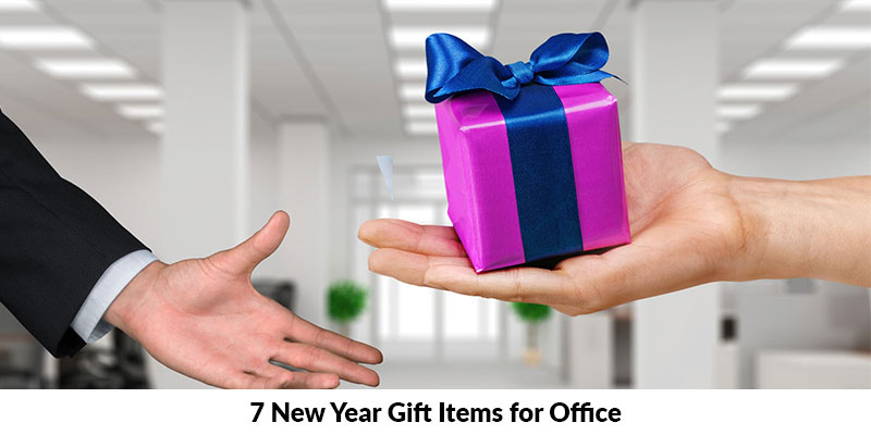 New Year Gift Items for Office