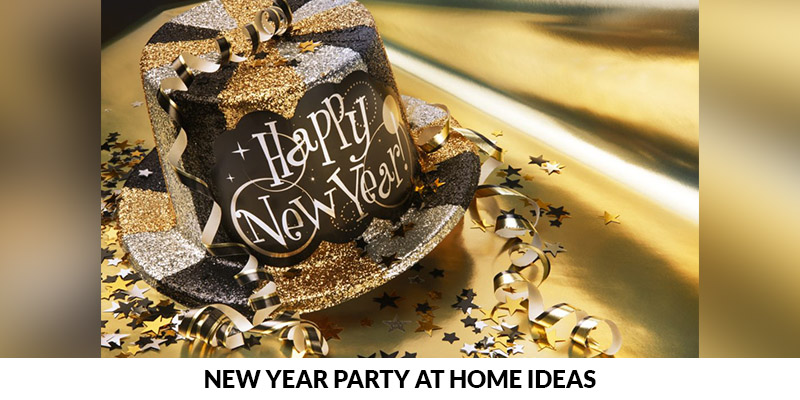 New Year Party At Home Ideas
