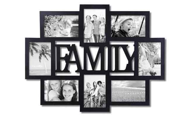 Gift Family Photo Frame for First Mother's Day of New Mom