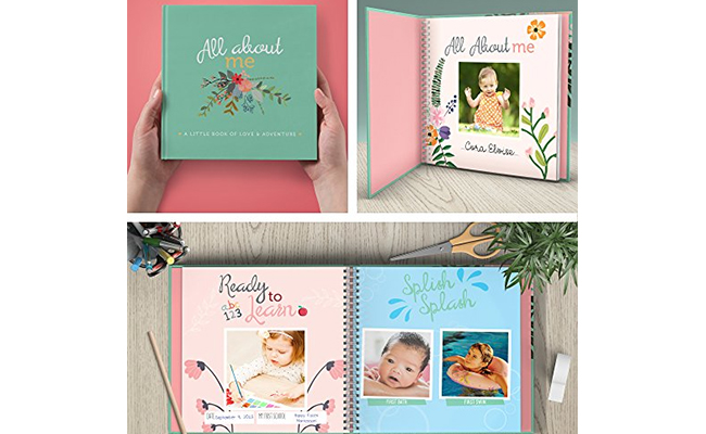 Memory Book for first Mothers day of new mom
