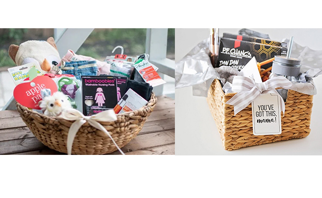New Mom Gift Hamper for Mothers Day