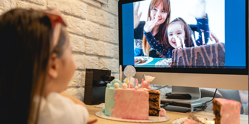 Online Birthday Party Ideas