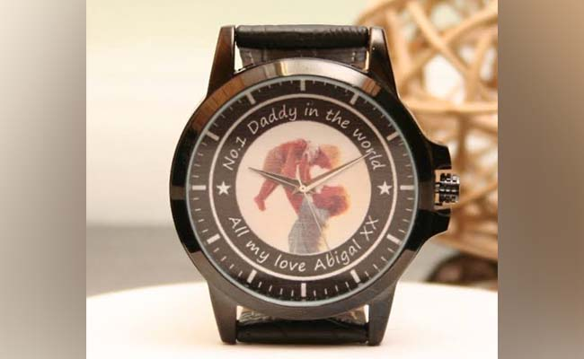 Personalized Dad Watch