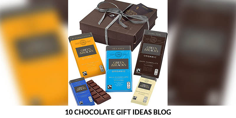 Personalised Chocolate Gift Ideas