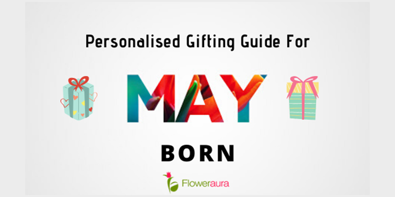 Personalised Gifting Guide for May Born