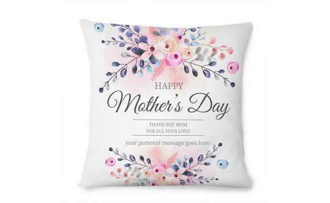 Personalised mom cushion