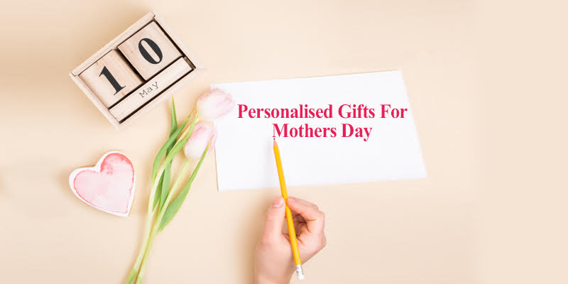 Personalised gifts for mother's day by Floweraura