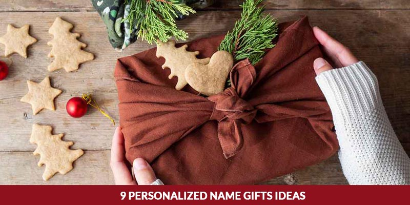 Personalized Name Gifts Ideas