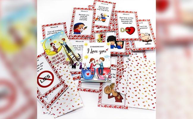 Personalised Mood Cards