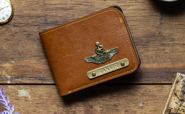 Personalized Wallet Or Bag