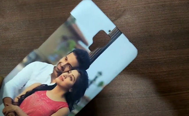 Personalised Mobile Back Cover