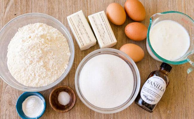 photo cake recipe