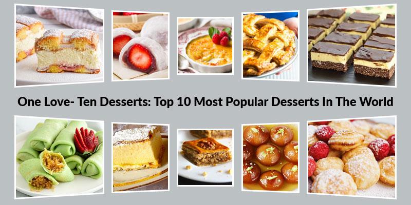 Popular Desserts