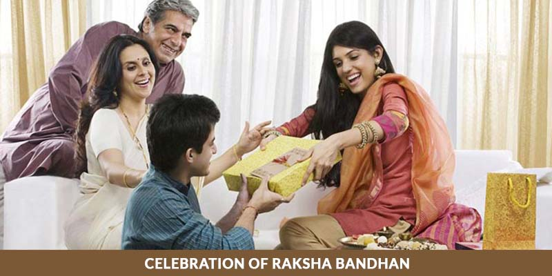 Celebration Of Raksha Bandhan