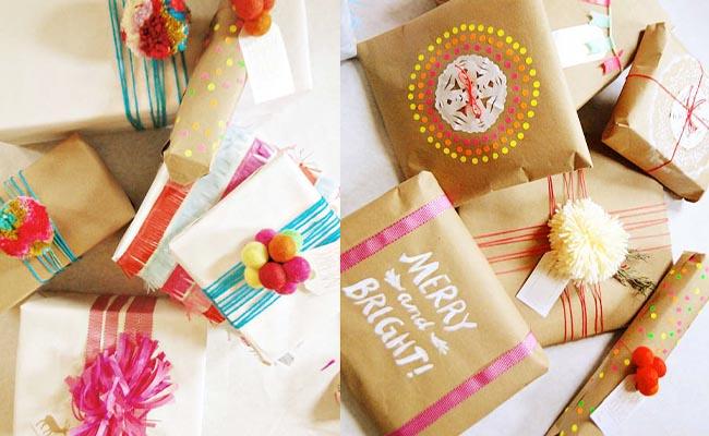 DIY Rakhi Gift Wrap
