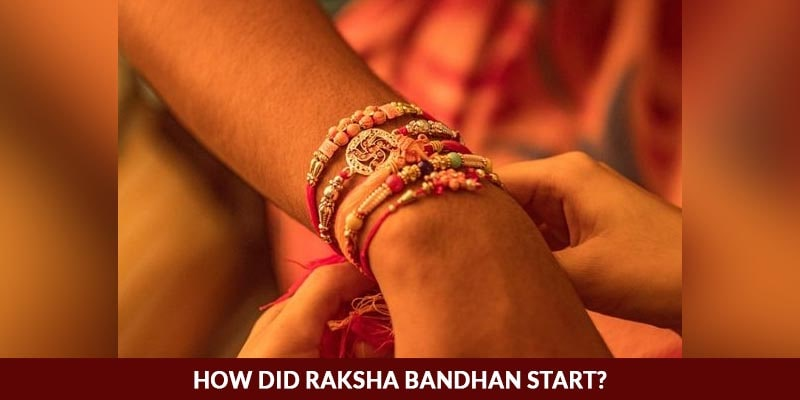 How did Raksha Bandhan start