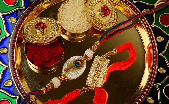 How is Rakhi celebrated in Canada