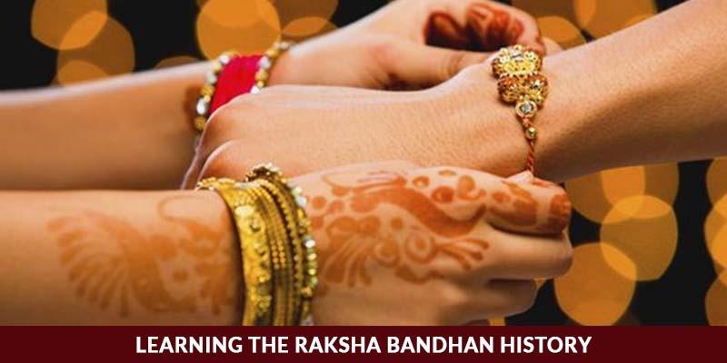 Learning the Raksha Bandhan History