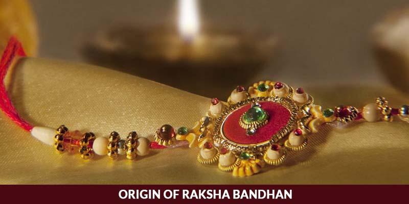Origin of Raksha Bandhan cover