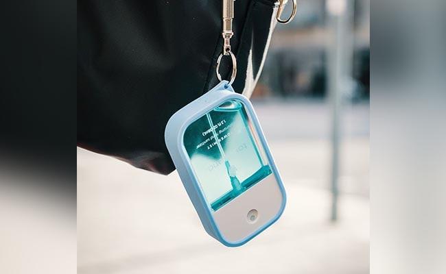 Portable Sanitizer Bottles
