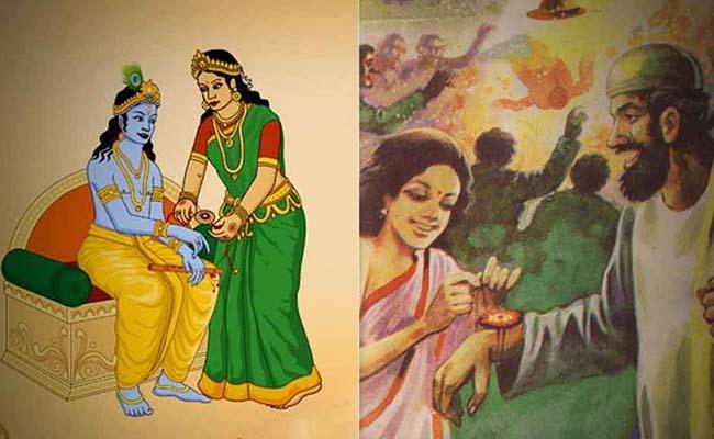 Raksha Bandhan Legends