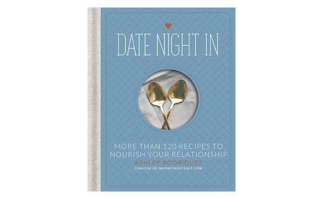 Home Date Night Recipe Book